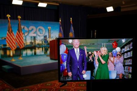 Jill Biden tells America how Joe Biden will fix a broken nation