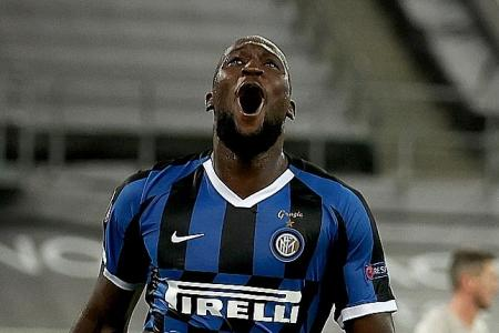Potential Europa win will offer salvation for Inter's ex-Red Devils