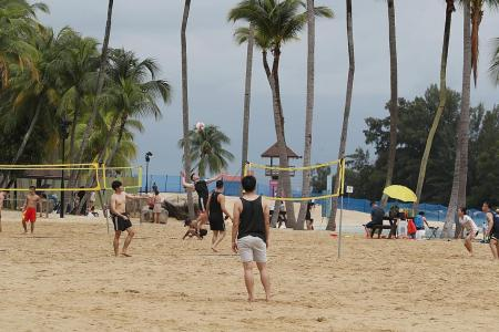 NEA reminds beach users to stay clean