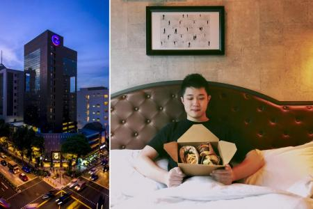 Cosy, intimate getaway for young couples awaits at Hotel G Singapore