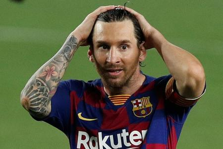 Richard Buxton: This Bridge might not be too far for Lionel Messi