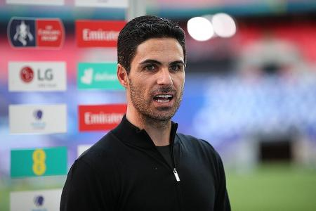 Mikel Arteta set to make Lille centre-back Magalhaes his next signing
