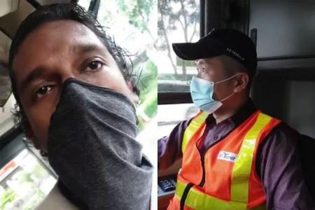 Minister weighs in after incident of passenger abusing bus driver