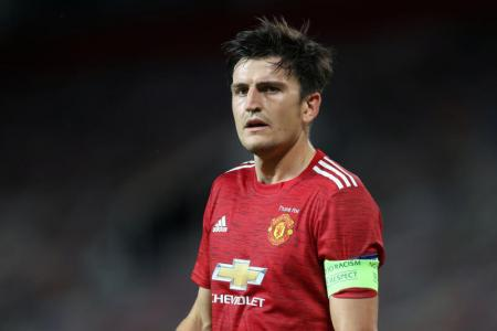 Harry Maguire in England squad as his trial opens in Greece