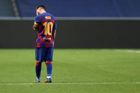 Messi tells Barcelona he wants to leave, reports Argentine network