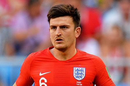 Maguire given suspended prison sentence after England call-up