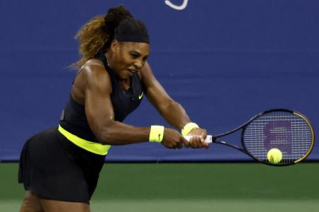 Serena Williams compares loss to 'dating a guy that you know sucks'