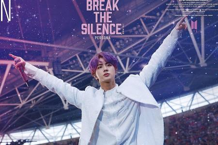 More screenings available for new BTS movie Break The Silence