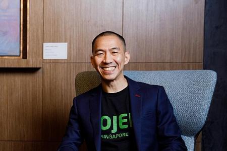 Gojek GM Lien Choong Luen vies for Singapore Athletics presidency