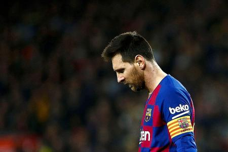 Lionel Messi can join only Manchester City: Neil Humphreys