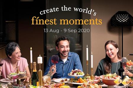 Celebrate food moments with FairPrice Finest's new campaign