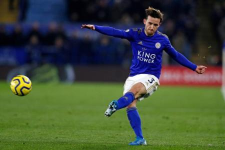 Chelsea sign Leicester left-back Ben Chilwell on five-year deal