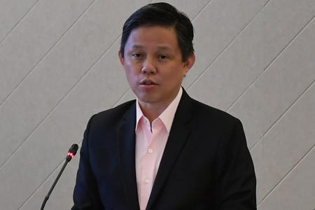 To grow, Singapore must reopen safely and sustainably: Chan Chun Sing