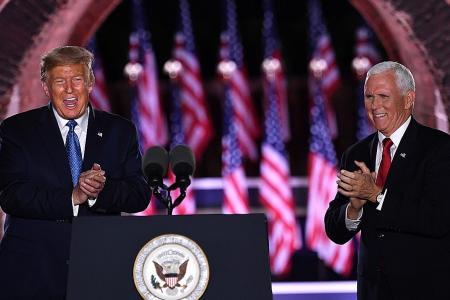 US VP Pence warns voters: You won't be safe under Biden
