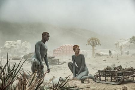 Ridley Scott makes sci-fi TV debut with Raised By Wolves