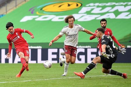 Loss to Arsenal shows why Reds need Thiago Alcantara: Richard Buxton