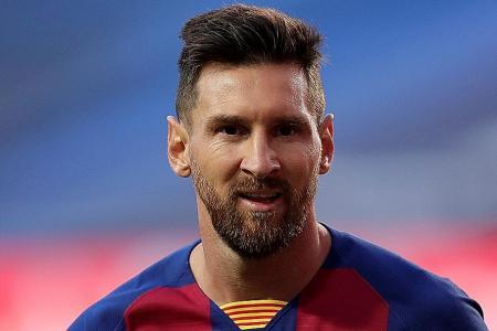 Lionel Messi's S$1.13b release clause is still valid: La Liga