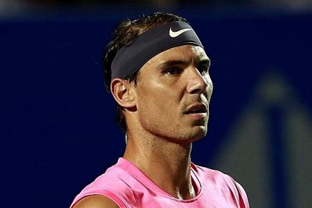 Tennis stars set for collision course over breakaway union