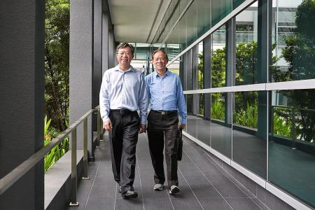 Keeping faith in retired PMETs, thanks to WSG's programmes