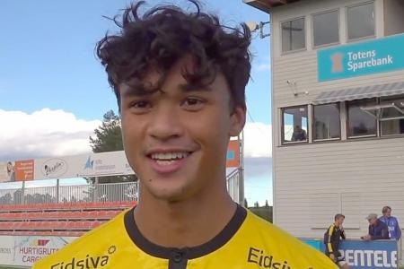 Ikhsan Fandi scores in first start of the season for Norway's Raufoss