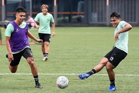 Elation, caution as SPL clubs get nod for full training from today