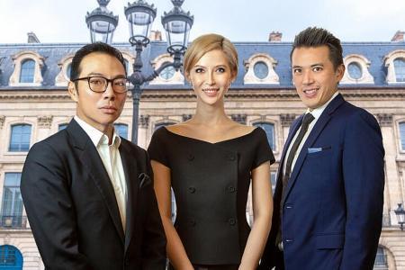 Gem merchant Evangeline Shen and 3 other directors quit Axington board