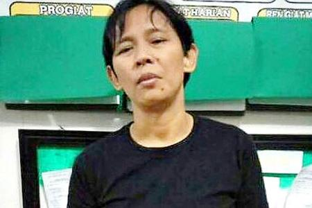 Maid gets 20 years' jail in Indonesia for Bedok double murder