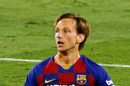 Ivan Rakitic leaves Barcelona to rejoin Sevilla