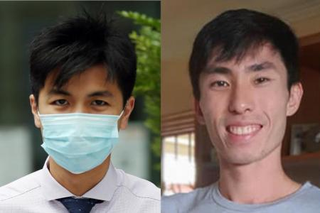 Soh Rui Yong's attack was out of the blue, Ashley Liew tells court
