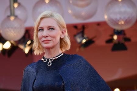 Cate Blanchett presides over Venice film festival jury