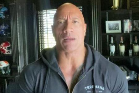 Dwayne Johnson reveals family's Covid-19 battle, recovery