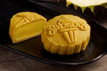 'Tis the season for durian mooncakes