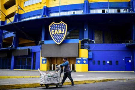 Boca Juniors reveal positive Covid-19 tests for 18 players
