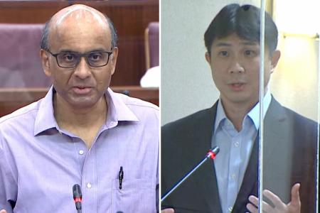 SM Tharman: 'No one has a monopoly over compassion'