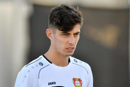 Chelsea sign Germany's Kai Havertz on five-year deal