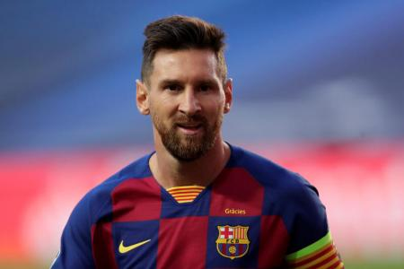 Messi staying at Barca to avoid legal battle