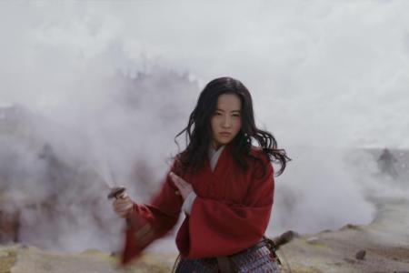 Mulan scores Singapore's biggest opening weekend of 2020