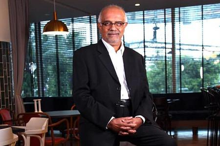Veteran lawyer Edmond Pereira throws his hat into ring to be SA chief