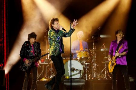 Rolling Stones opens store in London despite pandemic