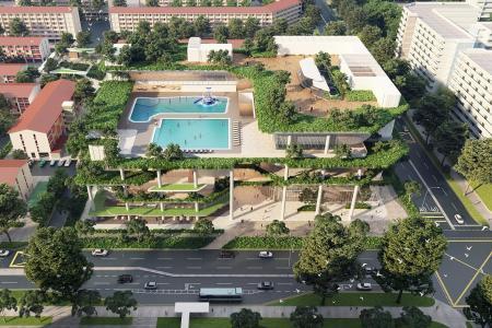 Yishun residents to get new integrated development at Chong Pang City