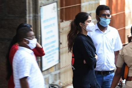 Bollywood actress arrested after ex-boyfriend's suicide