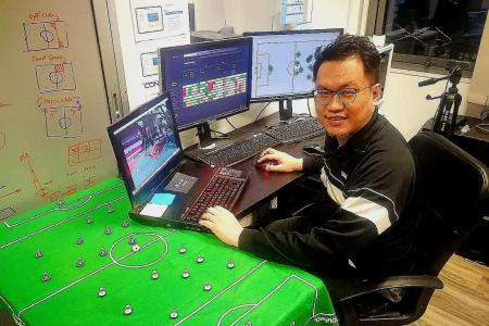 Tech expert earns MCCY grant with AI project for national cagers