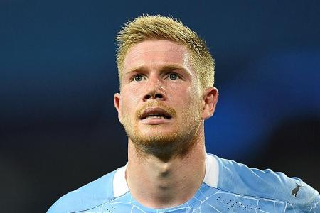 Kevin de Bruyne hails Pep after winning Player of the Year award