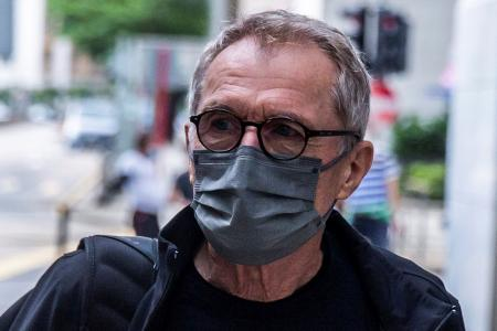 Swiss photographer on trial in Hong Kong over protest clash
