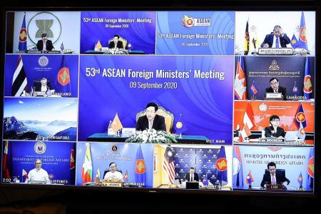 US-China tensions set to dominate Asean summit