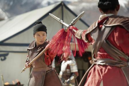 China bars media coverage of Mulan after Xinjiang backlash