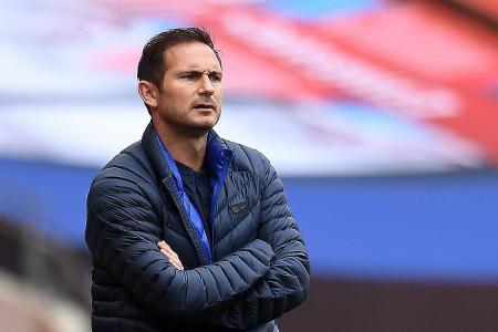 Frank Lampard embraces pressure of Chelsea's spending spree
