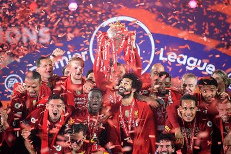 Pundits pick Liverpool to retain EPL title
