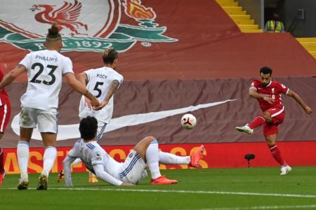 Leeds earn praise from Klopp, hat-trick hero Salah after Liverpool's 4-3 win