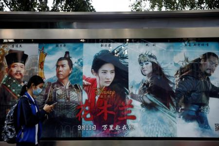 Mulan opens weak in China with $31m at box office